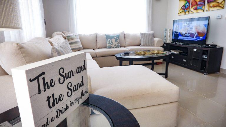 Playa Turquesa Ocean Club B-201 comfortable 2 bedroom/2 bathroom vacation condo